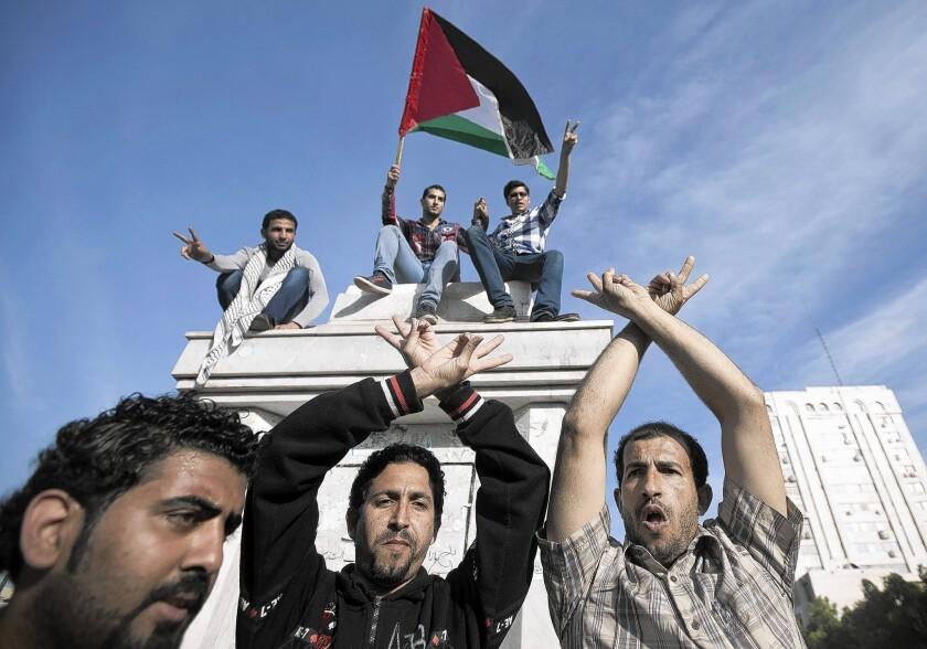 Palestinians Hamas Fatah