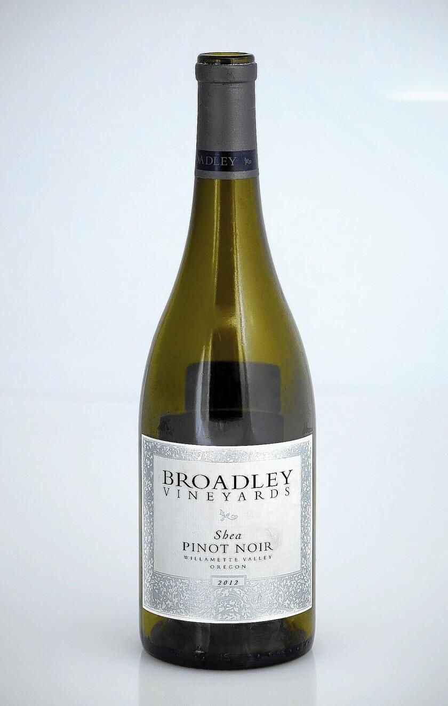 "2012 Broadley Vineyards Pinot Noir ""Shea Vineyard"""