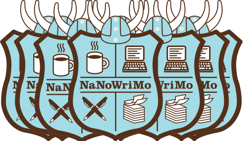 National Novel Writing Month 2013 has concluded.