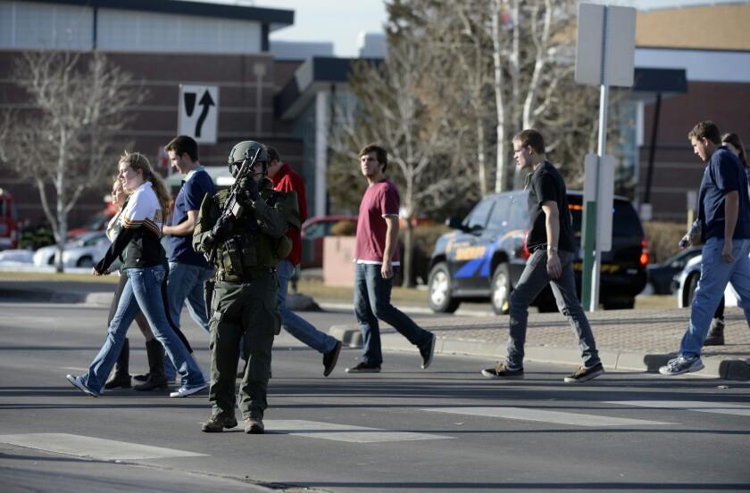 Colorado school schooting