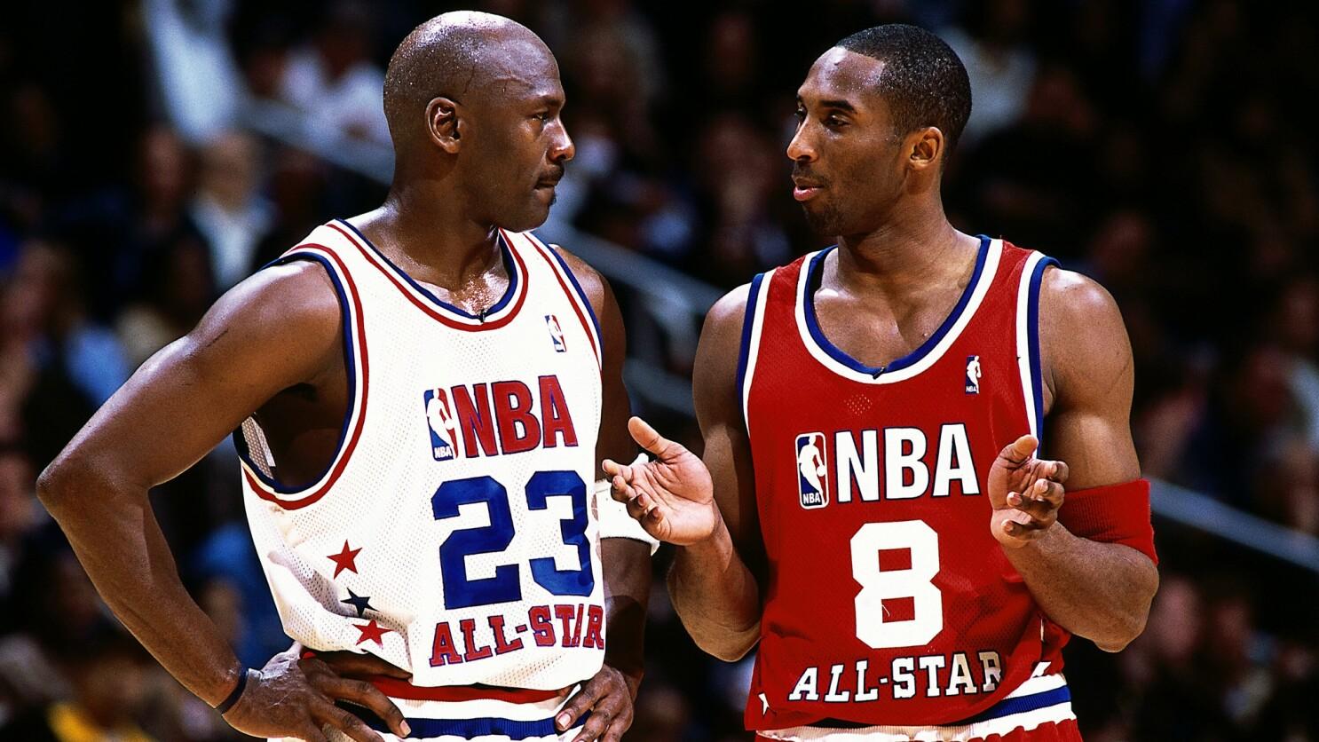 un acreedor dentro de poco Increíble  Kobe Bryant reportedly considered joining Washington Wizards - Los Angeles  Times