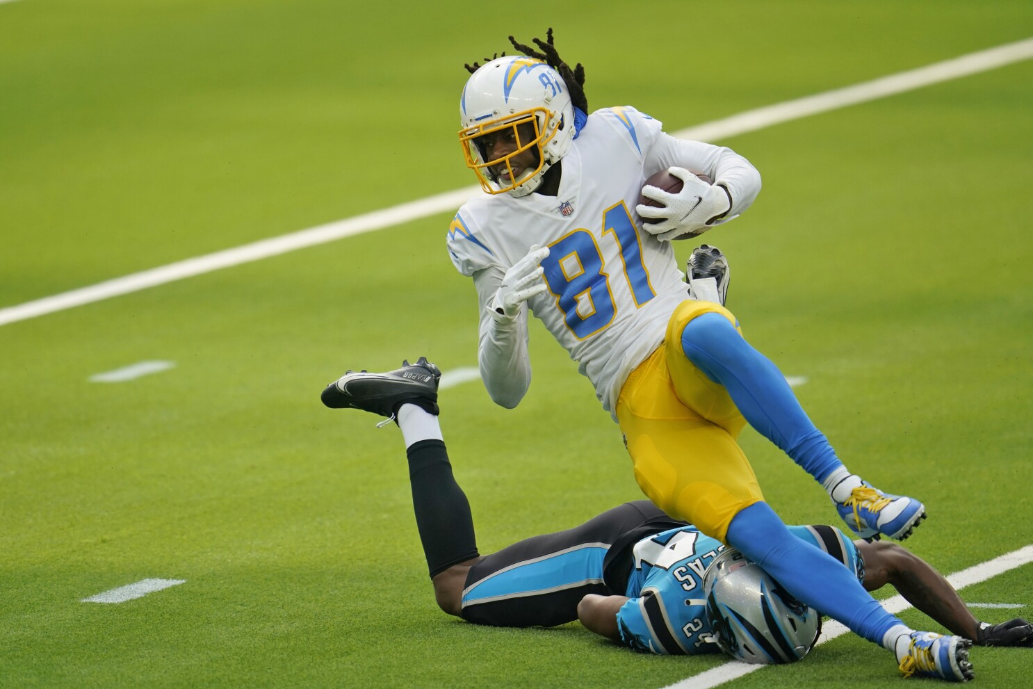 Injured Chargers: Mike Williams, Bryan Bulaga, Chris Harris Jr. - Los  Angeles Times