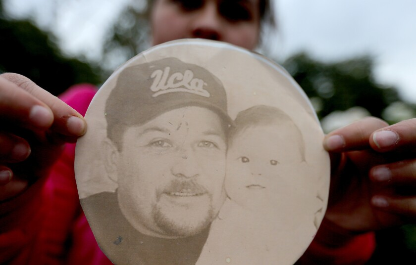 Photo of Walter DeLeon is displayed