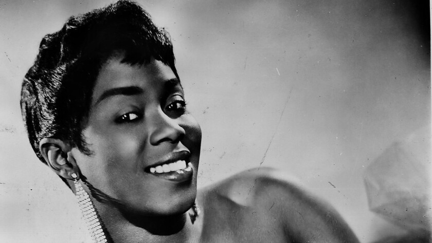 From the Archives: Sarah Vaughan, 'Divine One' of Jazz, Dies at 66