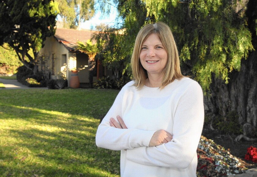New Laguna Beach Planning Commissioner Sue Kempf was the co-chair of the city's Emergency/Disaster Preparedness Committee.