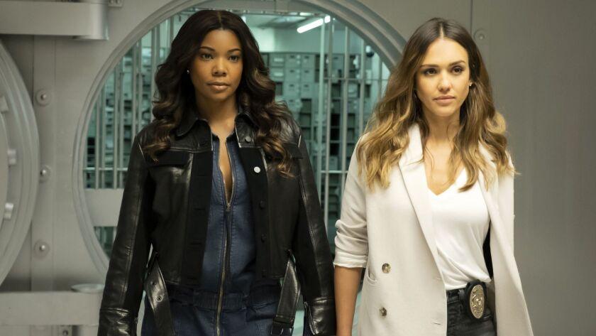 Gabrielle Union, Jessica Alba, LA's Finest - Season 1