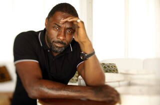 Idris Elba 'too street' to play James Bond? Not so fast, says apologetic writer