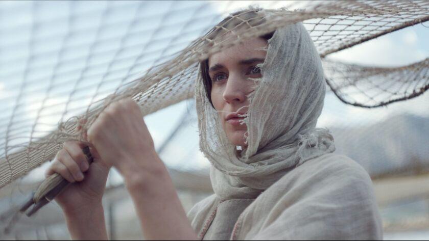 Rooney Mara as ?Mary Magdalene? in Garth Davis?s Mary Magdalene. Credit: IFC Films