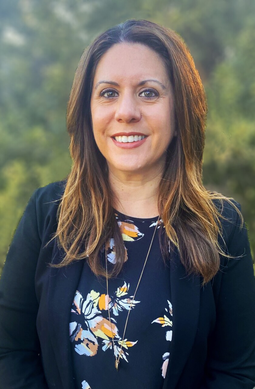 Jessica Robinson of Cuyamaca College received a fellowship designed to prepare future community college leaders.