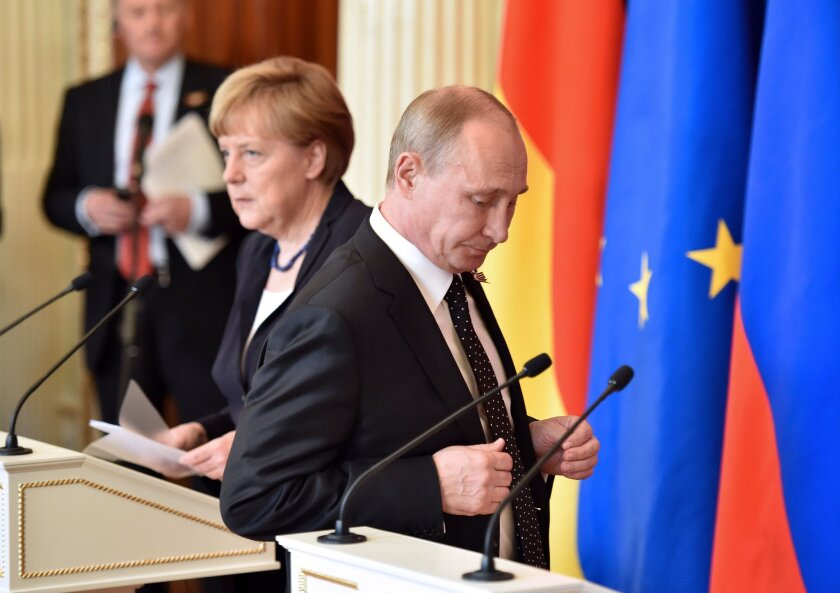 Germany-Russia diplomacy