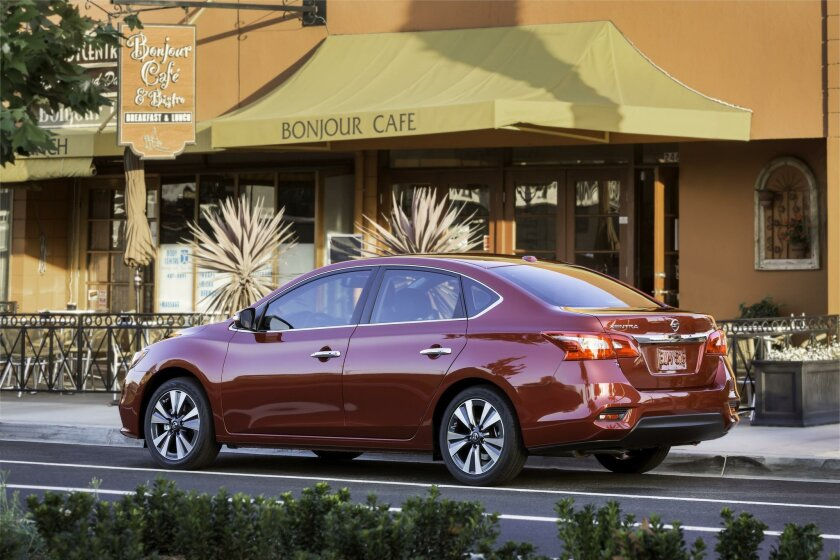 The biggest upgrades to the 2016 Sentra were in cabin soundproofing, a much more refined ride quality, front and rear styling changes and more access to driver-aid technologies.