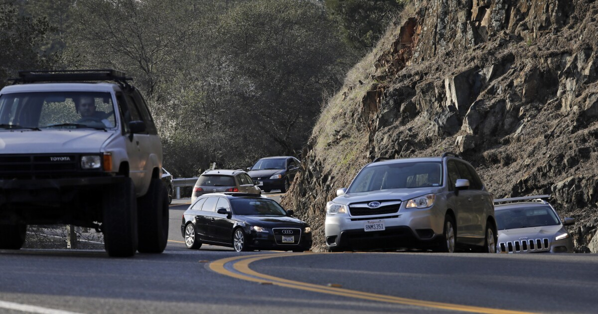 A state park plan draws attention to population boom in some of California's most fire-prone areas