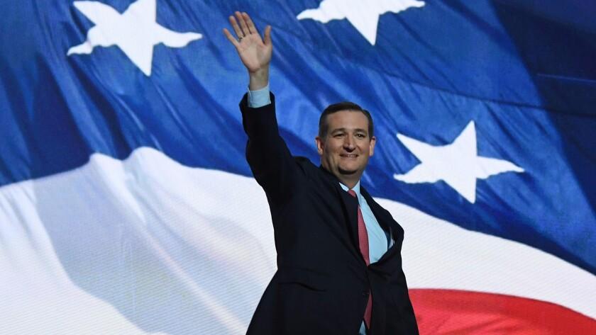 Ted Cruz at RNC