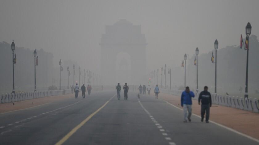 TOPSHOT-INDIA-ENVIRONMENT-POLLUTION