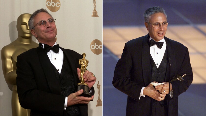 """John Corigliano won the Oscar for his work on """"The Red Violin."""""""