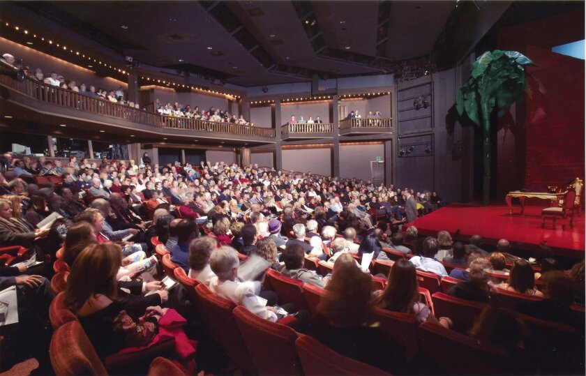 """A year of admission to the Old Globe Theatre is part of the Grand Prize package offered by """"Access2Awesome,"""" a big entertainment giveaway created by Arts+Culture: San Diego, a coalition of more than 100 local arts and culture organizations. Go to artsandculturesd.org for details."""