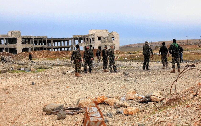 Syrian army forces on the outskirts of Aleppo. Allegations of mass rapes have circulated in Syria since soldiers and militiamen began storming opposition-held neighborhoods and towns in the 3 1/2-year-old civil war.