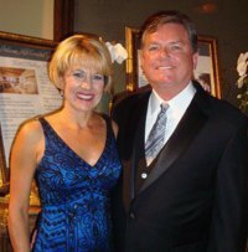 Kayleen and Rick Huffman, honorary chairs