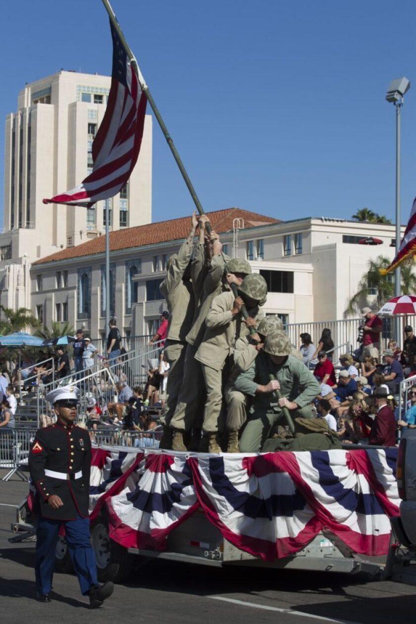 San Diego Veterans Day Parade
