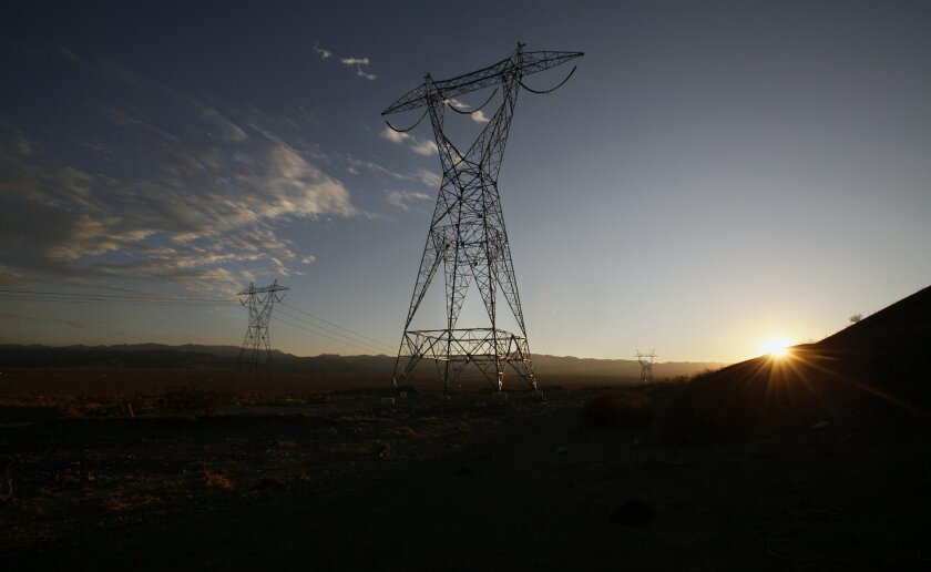 The Sunrise Powerlink means more green energy for San Diego, as well as bumper profits for the local utility San Diego Gas & Electric at a significant price to California consumers -- $1.9 billion.
