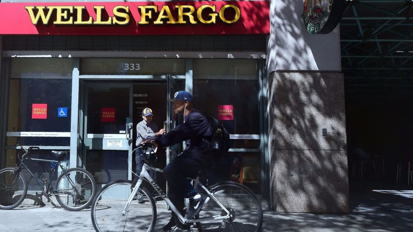 Regulators fined Wells Fargo $185 million after finding that bank employees, driven by onerous sales goals, had opened millions of checking, savings and other accounts that customers may not have wanted or authorized.