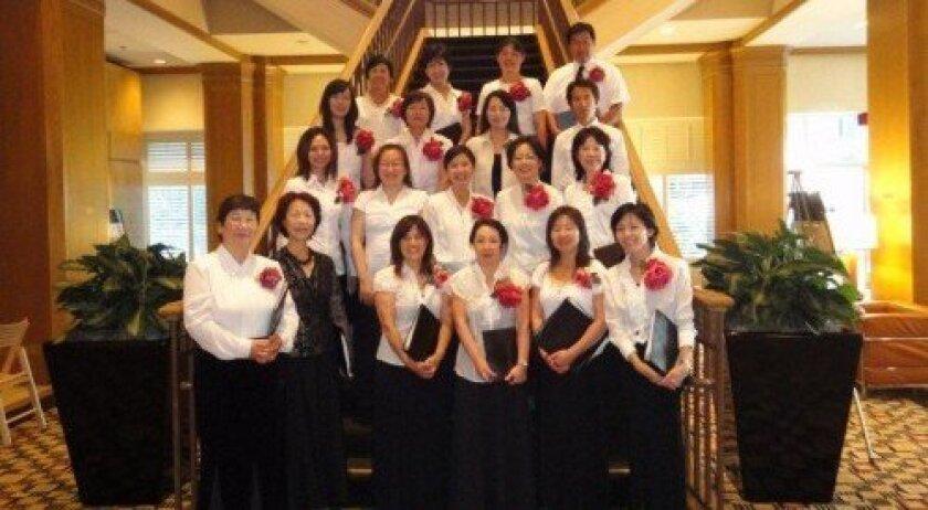 Japanese Chorus Kaguya