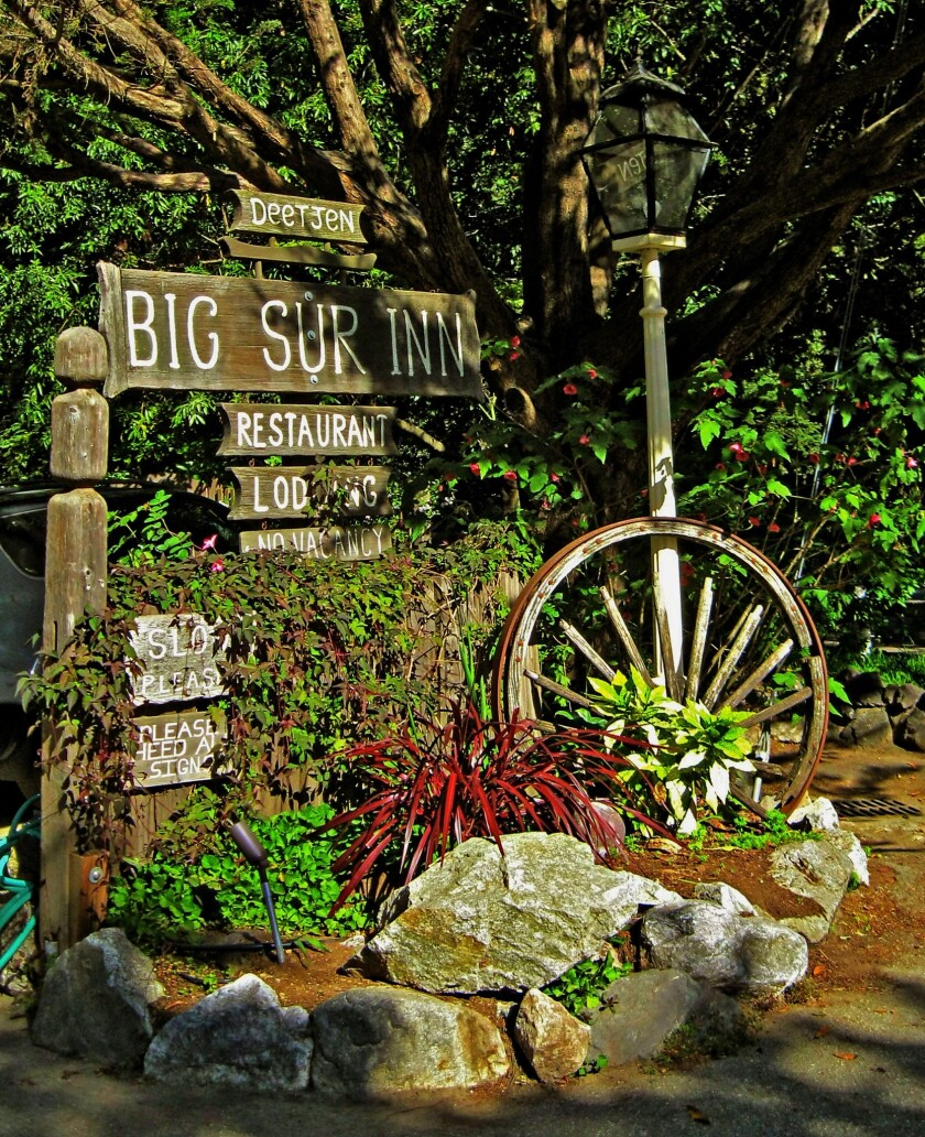 Where to stay in Big Sur on a budget - Los Angeles Times