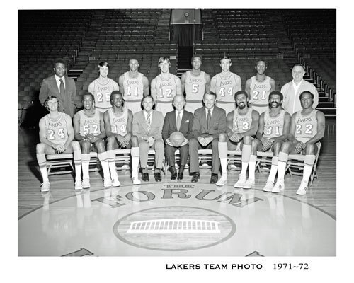 1971-72 Lakers