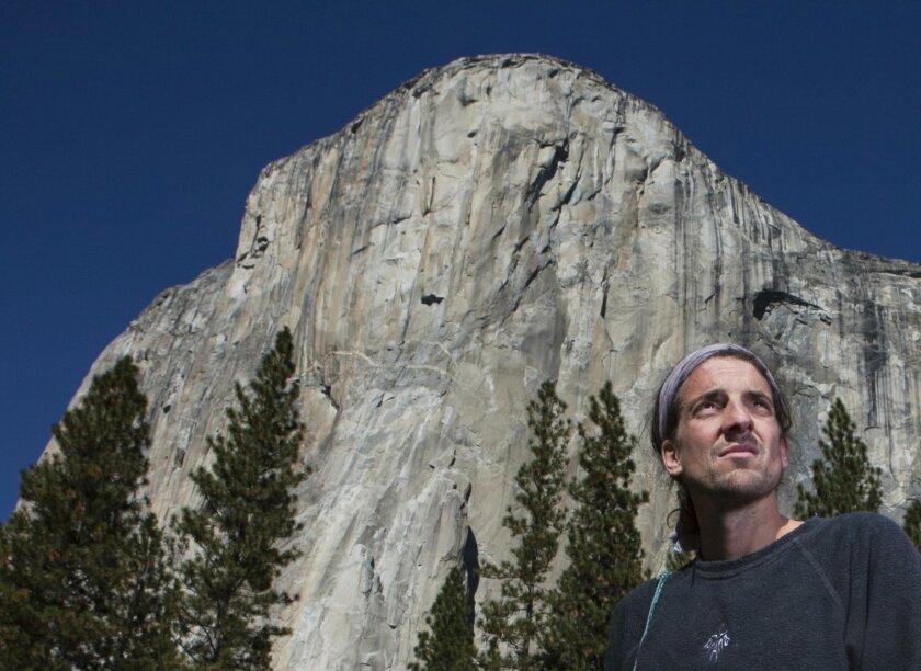 Helmet camera captured deadly Yosemite cliff jump - The San