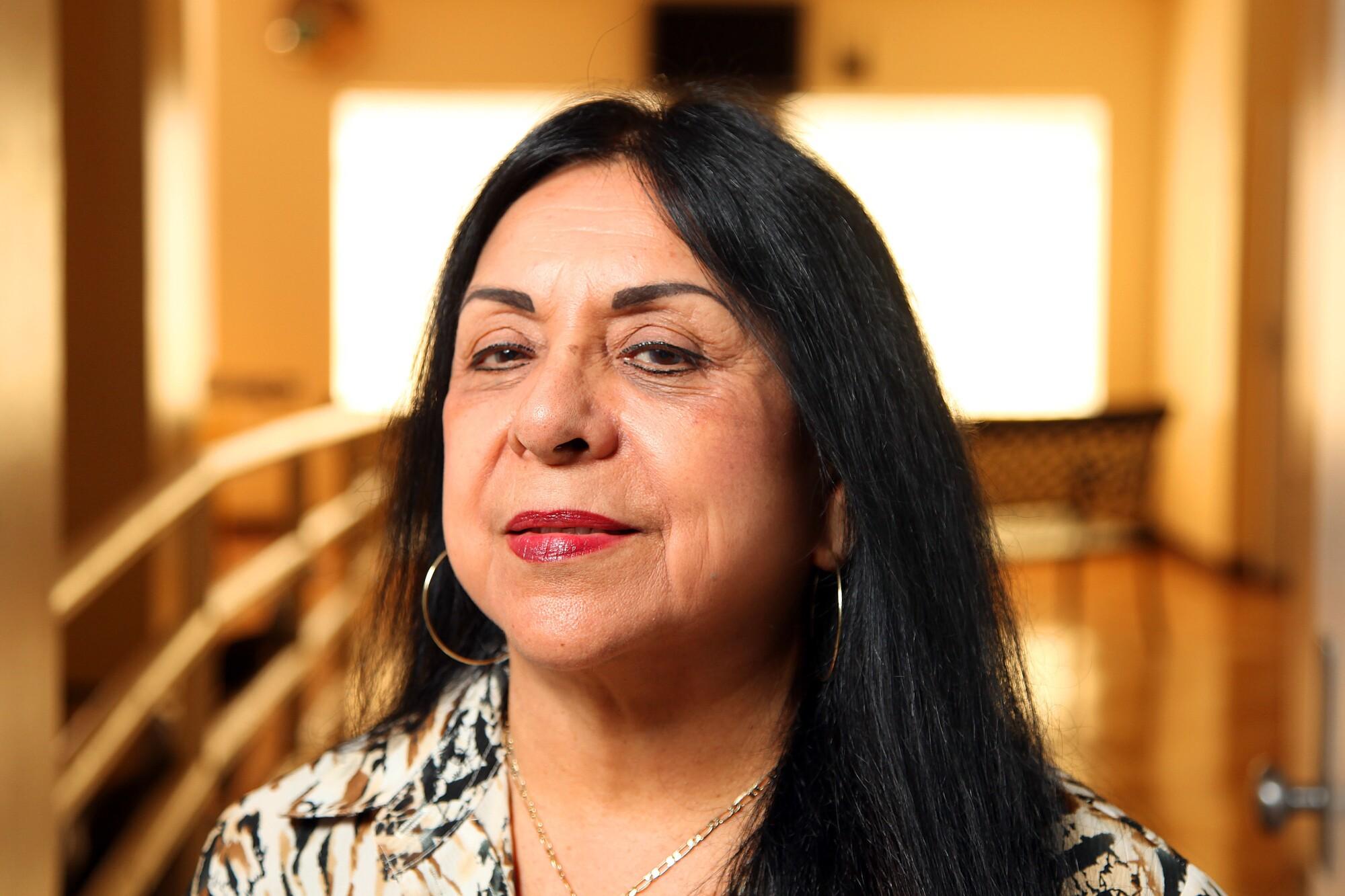 Rachel Ortiz, longtime community activist and founder of Barrio Station.