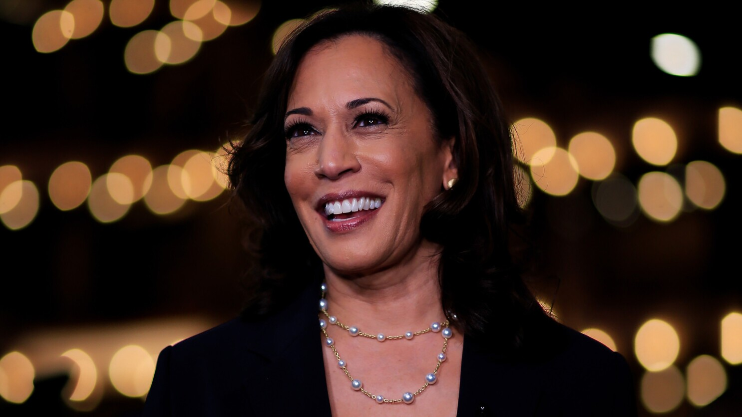 Why Kamala Harris Family Story Should Inspire All Americans Los Angeles Times