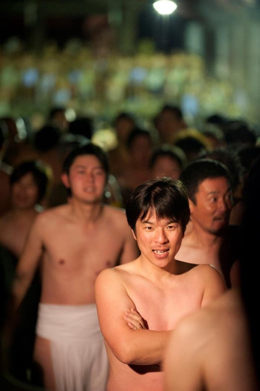 Nudist japan