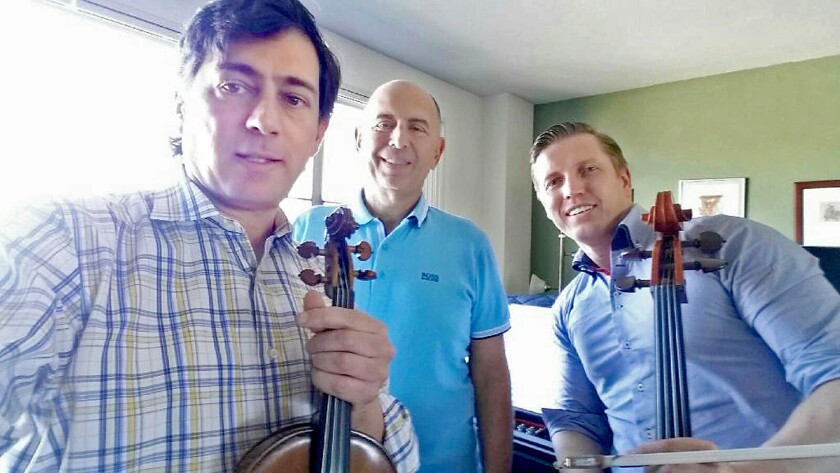 The Glendale Trio