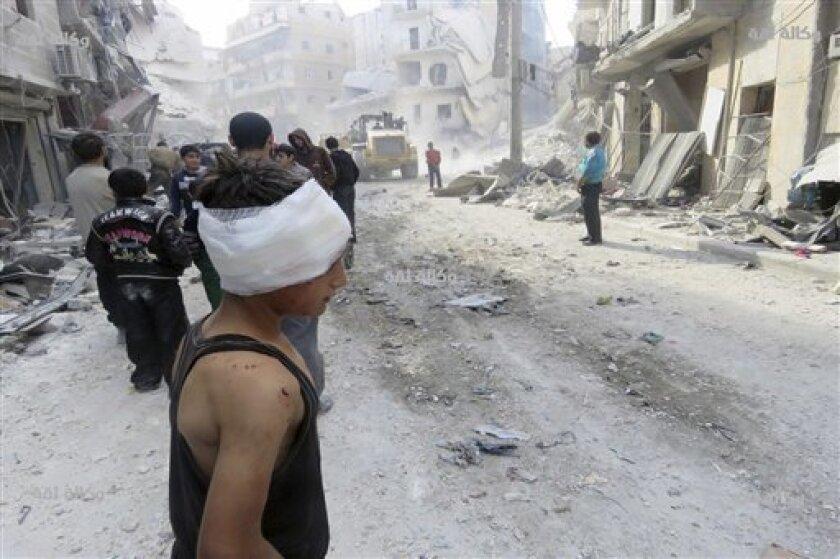 El Consejo de Seguridad de la ONU acordó hoy prorrogar por un año la investigación internacional sobre el uso de armas químicas en Siria.