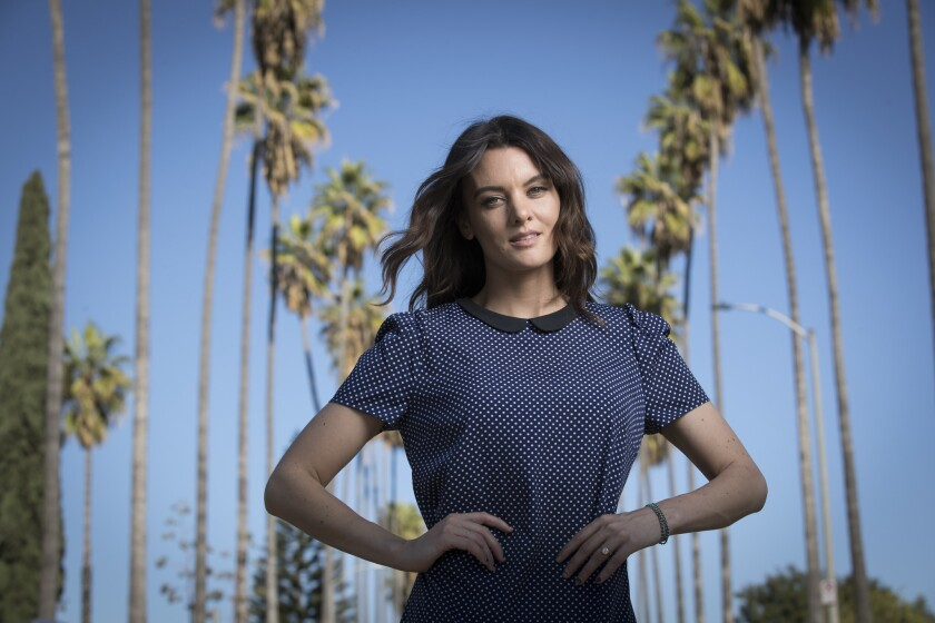 """Frankie Shaw, creator, writer and star of Showtime's """"SMILF,"""" says that directing has allowed her """"to bring to life the stories about women that I wasn't seeing."""""""