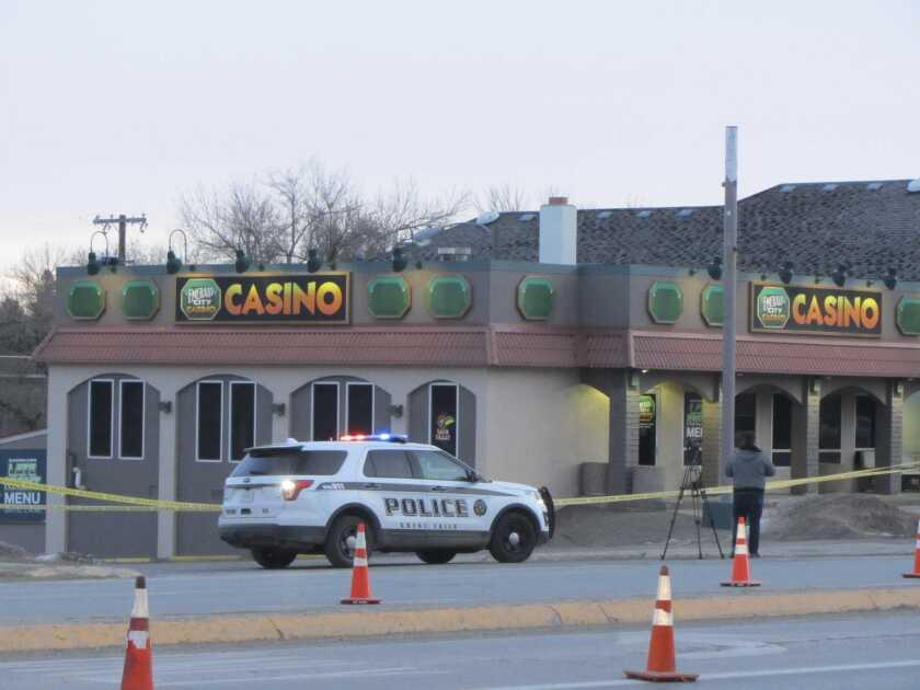 Casino Killings