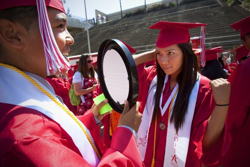 San Diego County high schools plan drive-thru 'send-offs' for ...