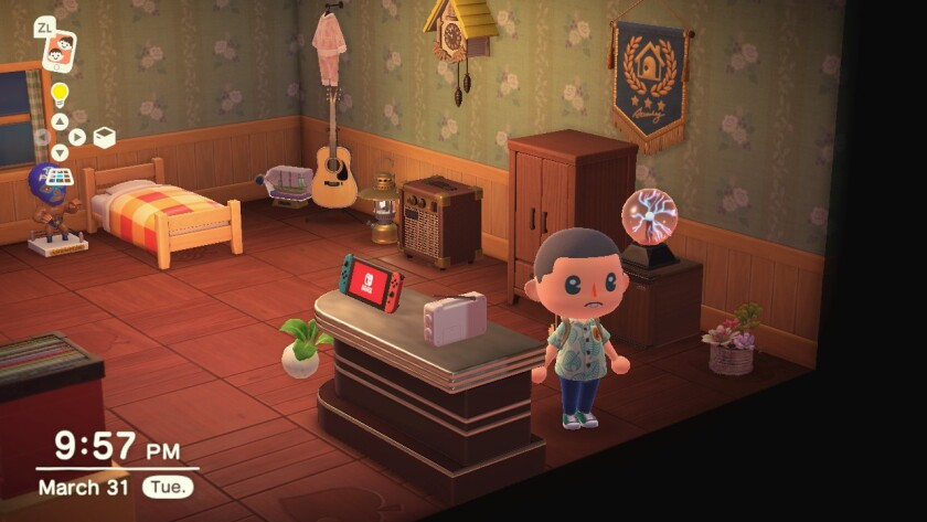 """My home in """"Animal Crossing"""" is just like my home in real life -- a collection of random stuff with no real organization. Compared to my friends, the state of my digital home makes me feel insecure."""