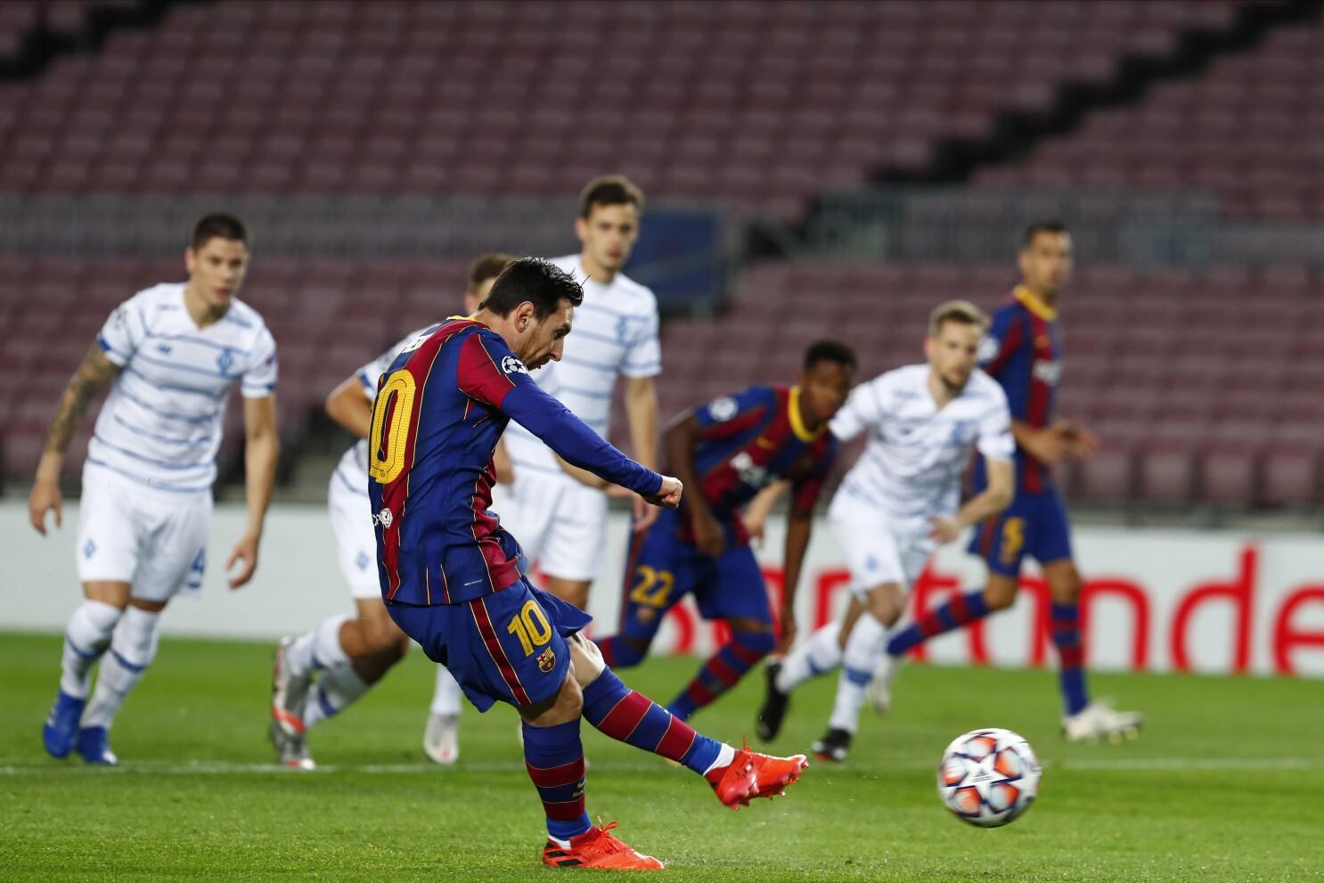 13+ Barcelona Vs Dynamo Kyiv 2-1
