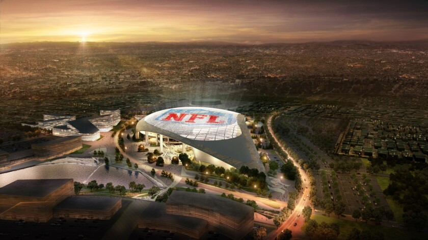 Rams' relocation application says it's best for long-term success in L.A.