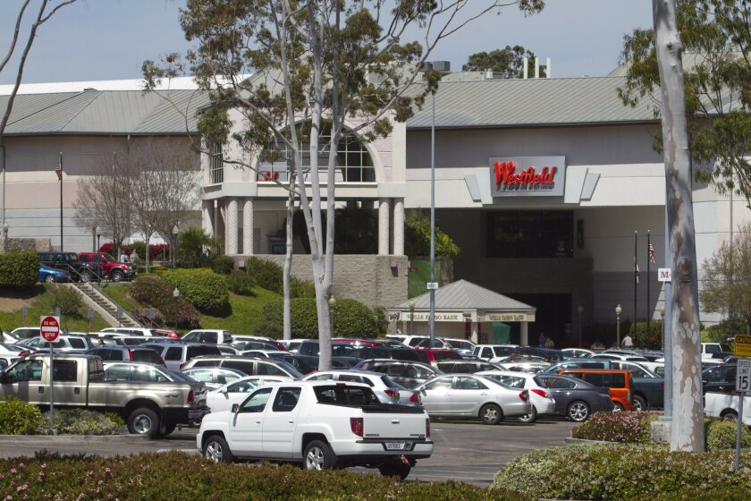 Westfield North County Mall.