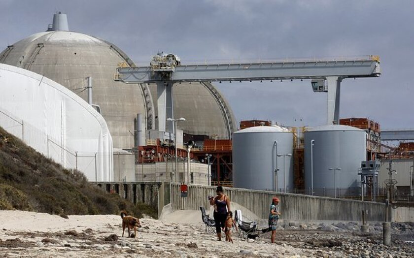 The San Onofre nuclear power plant was permanently shut down after a radiation leak in 2012.