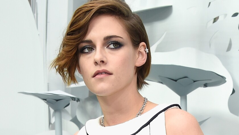 Kristen Stewart: I met 'soul-sucking, cutthroat fashion people'