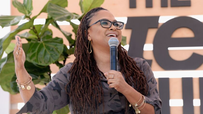 """""""A Wrinkle in Time"""" director Ava DuVernay is one of only four black female directors who worked any of the 1,100 top movies from 2007 to 2017."""