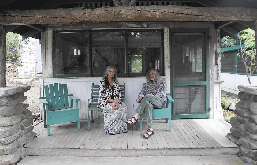 Andrew Tonkovich and Lisa Alvarez