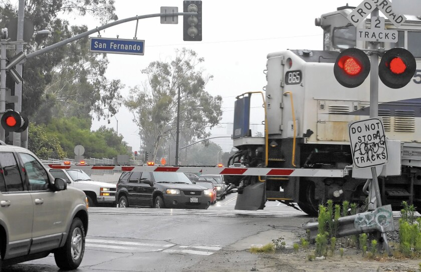 The Glendale City Council voted 5-0 Tuesday to install a final series of improvements at three local rail crossings the Federal Railroad Administration requires to establish a quiet zone. With heightened safety infrastructure in place, engineers will not have to honk as often to let others know they're coming.