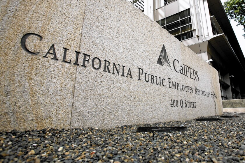 Strong financial results, fueled by bullish stock markets and income-producing real estate, helped boost CalPERS' funding level to 77% at the end of its 2014 fiscal year, up from 69.8% a year earlier.