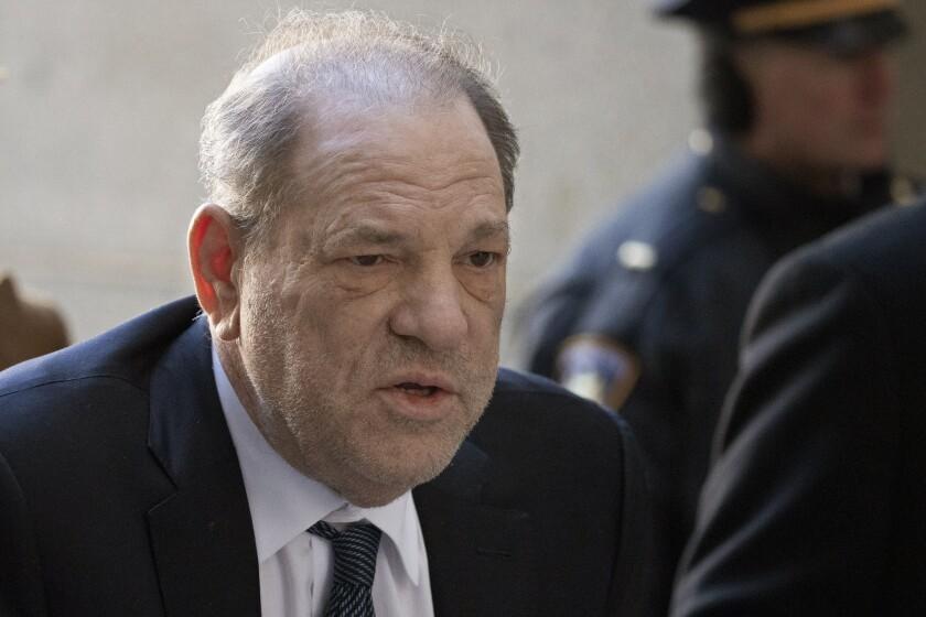 Sexual Misconduct-Harvey Weinstein