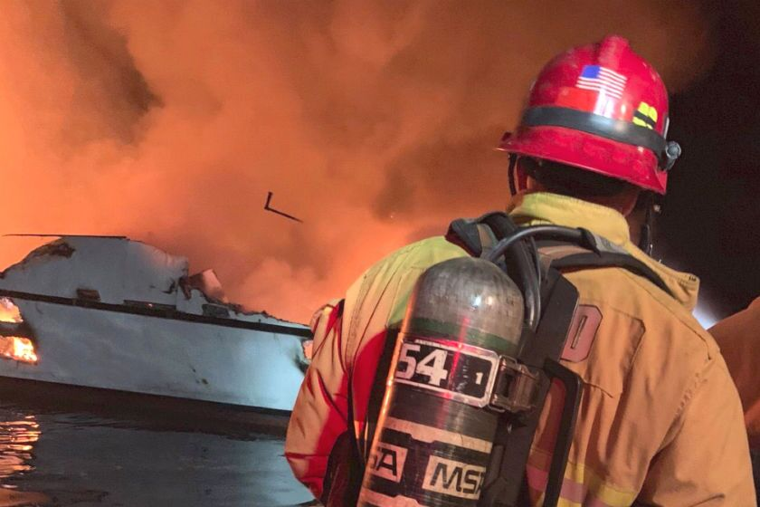 California boat fire: Rescuers face psychological toll as they recover bodies