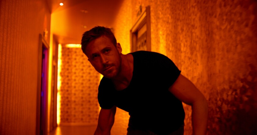 """Ryan Gosling in a scene from """"Only God Forgives."""" (AP Photo/Radius-TWC"""